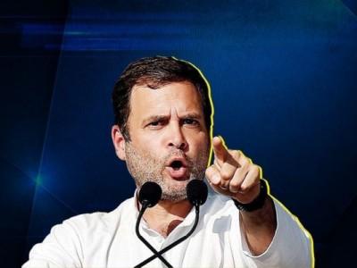 Rahul Gandhi attacks PM Modi, says,