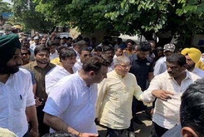Mumbai: Political furore continues over cutting of trees in Aarey Colony, Prakash Ambedkar arrested