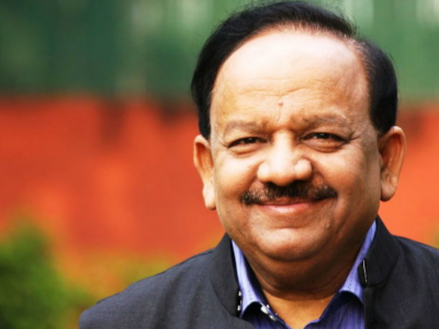 Green crackers will be available in the market on Deepawali, the price will also be less: Union Minister Harsh Vardhan