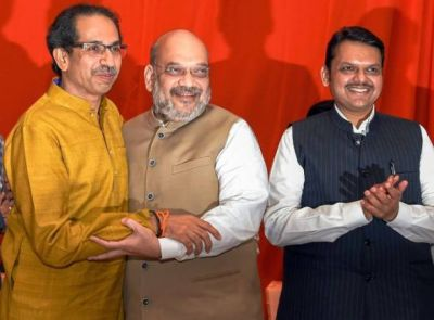 Maharashtra elections: BJP in role of an elder brother for the first time