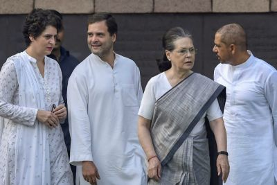 गाँधी परिवार की सिक्योरिटी में बड़ा बदलाव, मोदी सरकार ने जारी किए आदेश