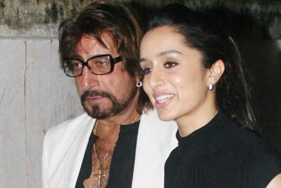 Shraddha Kapoor shares 55-year-old photo of her father, asks fans this question