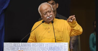RSS chief Mohan Bhagwat praises Modi government, says,