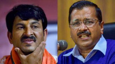 Politics intensified over Delhi's water, Kejriwal responded to Manoj Tiwari