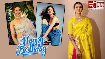 Today is Rakul Preet Singh's birthday, played a special character in this film