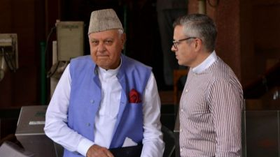 National Conference gave a hint of soft attitude on Article 370