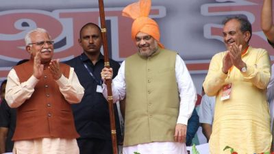 Haryana elections: Amit Shah to address two election rallies today