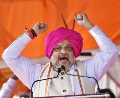 Maharashtra elections: Amit Shah's claim - PM Modi fulfills the dream of united India