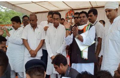 मप्र उपचुनावः सीएम कमलनाथ का बीजेपी के 15 सालों के राज पर तंज, किया यह दावा