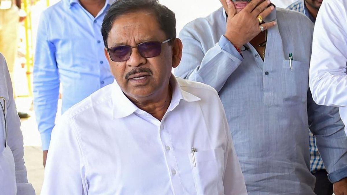 कर्नाटक के पूर्व उपमुख्यमंत्री जी परमेश्वर के घर इनकम टैक्स का छापा, साढ़े चार करोड़ की नकदी बरामद