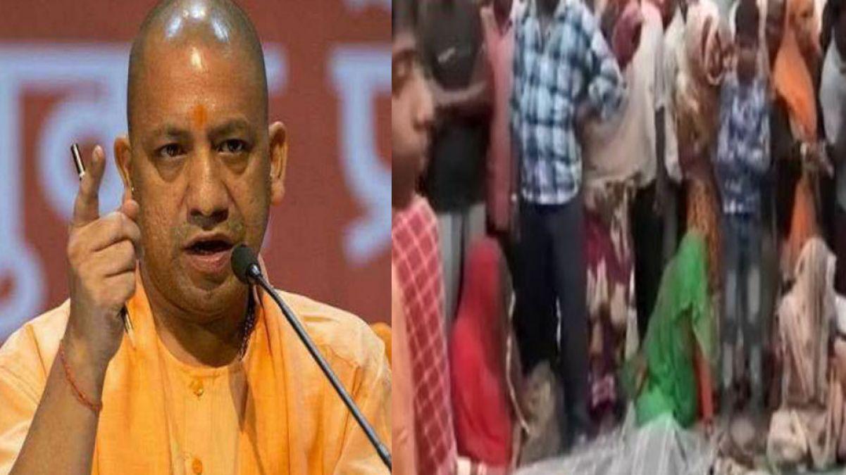 बुलंदशहर हादसा: सीएम योगी ने जताया शोक, किया 2 लाख रुपए के मुआवज़े का ऐलान