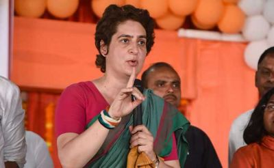 Priyanka Gandhi's mission to organize a 3-day workshop in UP, Rae Bareli