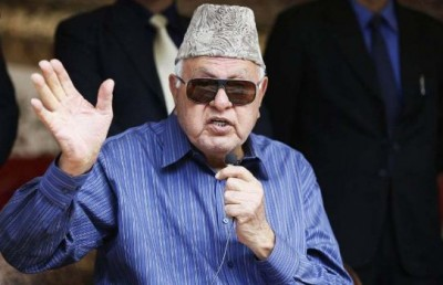 Faruq Abdullah's disputed statement says,