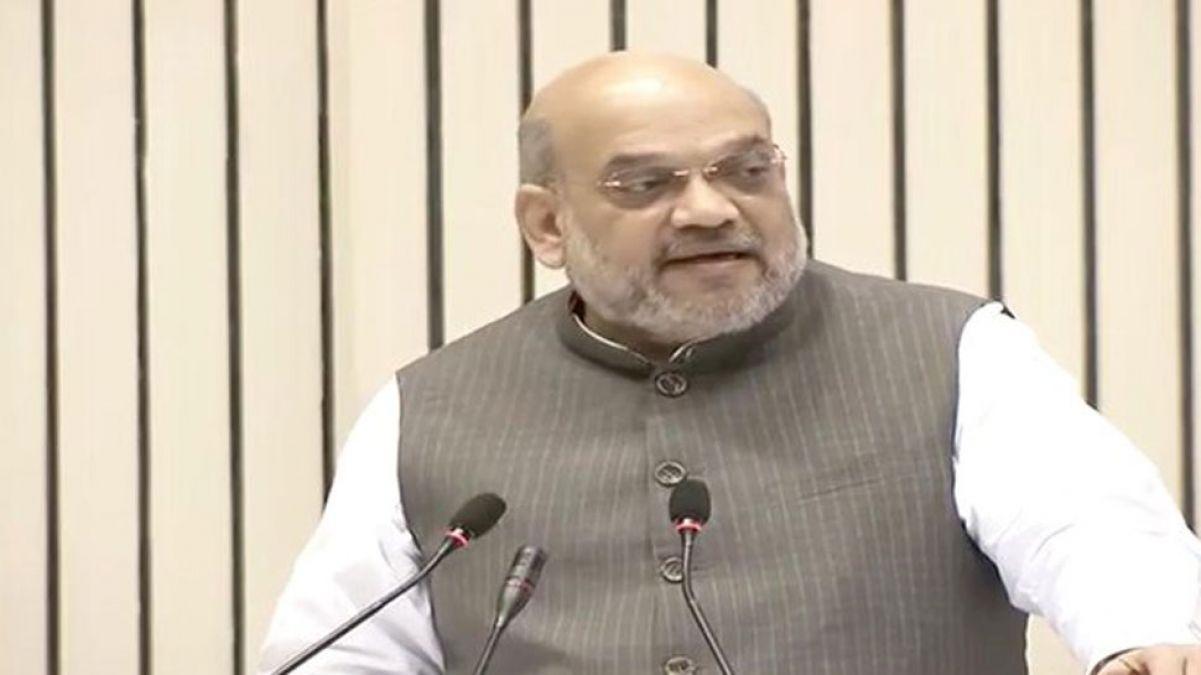 CIC सम्मेलन में पहुंचे अमित शाह, कहा- लोकतंत्र की यात्रा में मील का पत्थर है RTI एक्ट