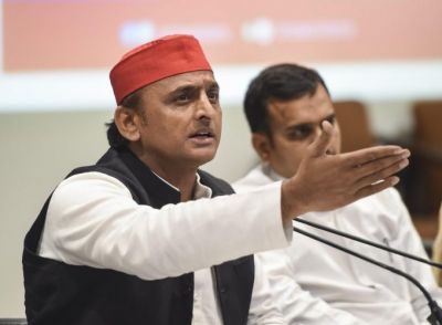 Akhilesh Yadav's big attack on Yogi government, made this serious allegation!