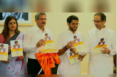 Maharashtra: Food for 10 rupees to the poor, hostel for women, Shiv Sena releases manifesto