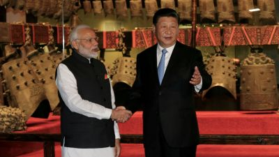 VIDEO: Xi Jinping meets PM Modi, discusses bilateral and international issues