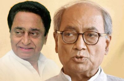 MP: Digvijay gave advice on cow protection, CM Kamal Nath counted him his works!