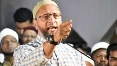 Owaisi appeals to voters, 'Do not vote for Congress, this will give strength to BJP'