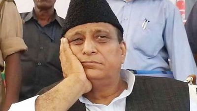 Azam Khan, crying while seeking votes for his wife, say,' My weight has reduced by 22 kg'