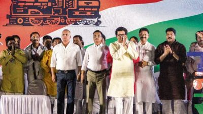 Raj Thackeray, who is doing politics against North Indians, gets soft, Know why!