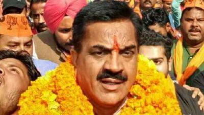 भाजपा MLA ने मुस्लिमों के खिलाफ दिया विवादित बयान, पार्टी ने जारी किया नोटिस