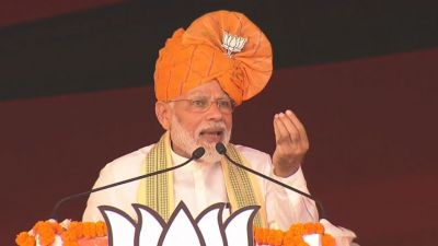 PM Modi's election campaign in Haryana, launched attack on the opposition