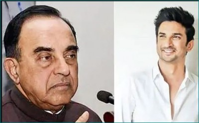 Subramaniam Swamy gives another big statement in Sushant Singh Rajput case