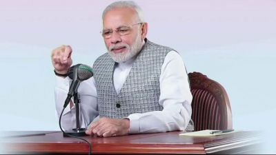 On the day of Diwali, PM Modi will address people, asks suggestions from countrymen