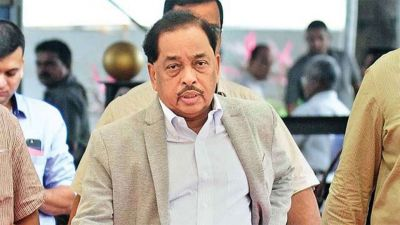 Narayan Rane joined BJP, merged his party