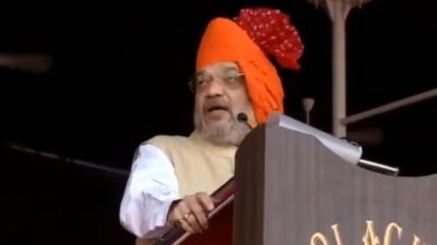Amit Shah said, 'Modi government is firm on the policy of zero tolerance towards terrorism'
