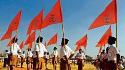 Supreme organization of Sikhs calls RSS 'Anti-national organization'