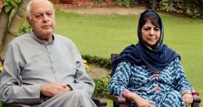 Farooq Abdullah hold meeting over Gupkar Declaration, Mehbooba Mufti to attend