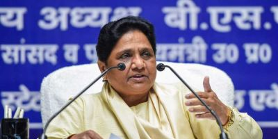 Mayawati to convert her religion, gave this reason