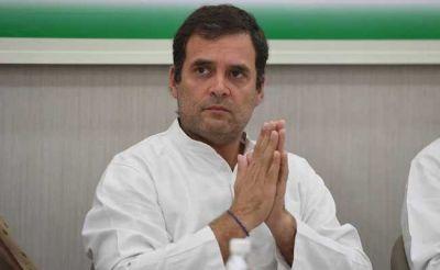 राहुल गांधी ने किया बड़ा प्रहार, 'Make in India' को बताया नौकरी खत्म करने वाला