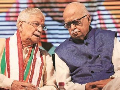 Central government can allow Advani and Joshi to live in Government Bungalow's