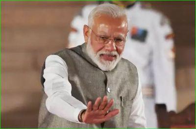 चुनावी सभा में विपक्ष पर भड़कें PM मोदी, कहा- 'डूब मरो, डूब मरो...'