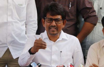 Gujarat by-election: Alpesh Thakor seeking votes as a future minister