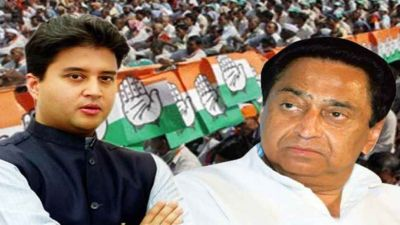 All is not well in Madhya Pradesh Congress, Scindia has written 4 letters to Kamal Nath in a month