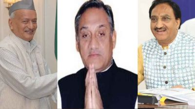 Uttarakhand: Notice issued against three former chief ministers for not paying electricity and water bill for years