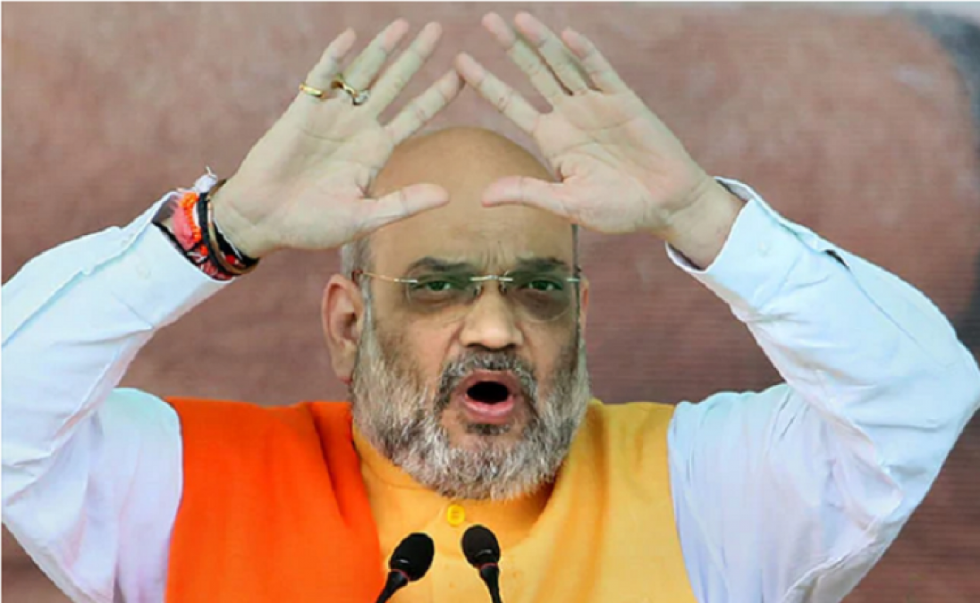 Maharashtra election: Amit Shah targets opposition, termed Congress-NCP as family