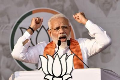 PM Modi's attack on the opposition in Haryana, says