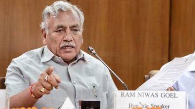 6-month imprisonment to Delhi Assembly Speaker, forcibly entered BJP leader's house