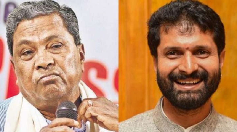A political storm arose over demand for Bharat Ratna for Veer Savarkar, Ravi and Siddaramaiah clashed on