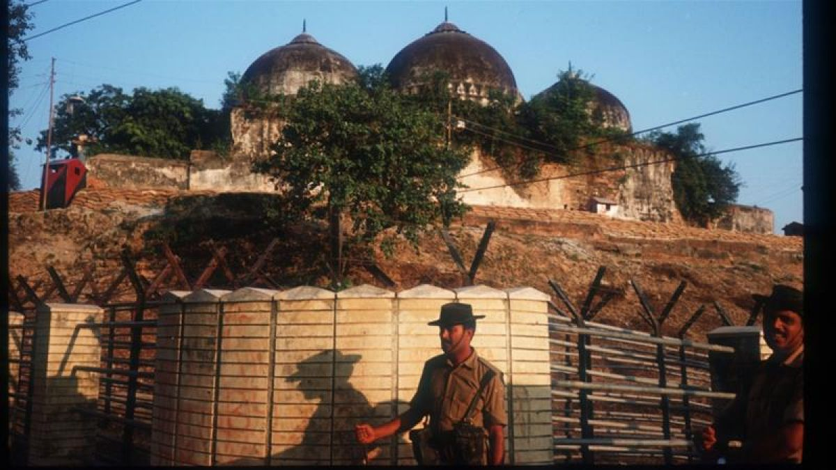 Ayodhya case: Muslim side demands mosque is needed at disputed place, that too like it was before