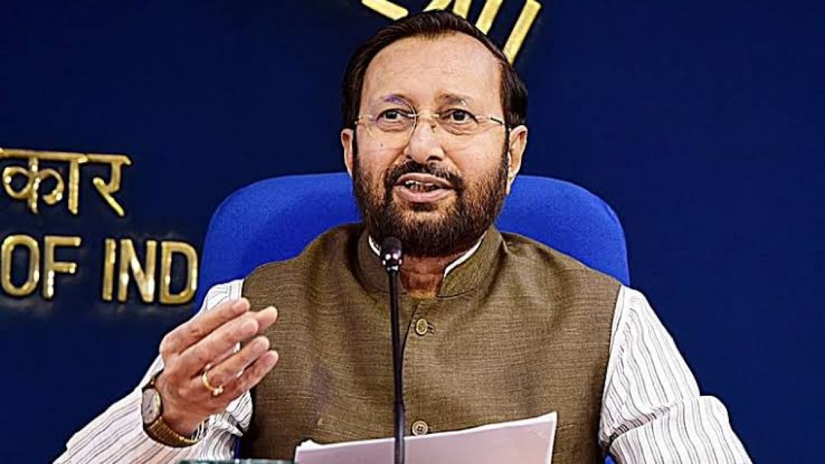 PMC scam: Javadekar attacked Praful Patel, accused him of involvement in the