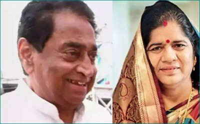 Imarti Devi said on 'Item' statement: 'Sonia, evict Kamal Nath out of Congress'