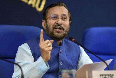 केंद्रीय मंत्री जावड़ेकर का बड़ा बयान, कहा- वैश्विक सुस्ती के बाद भी भारत तेजी से बढ़ती अर्थव्यवस्था