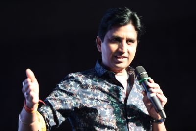 Kamlesh Tiwari case: Kumar Vishwas attacks liberals who are silent on the murder case