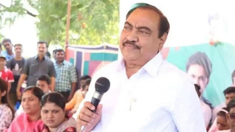इस दिन एनसीपी में शामिल होंगे भाजपा नेता एकनाथ खडसे, बीजेपी पार्टी को लेकर कही ये बात